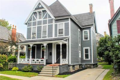 Buffalo Single Family Home U-Under Contract: 23 Park Street