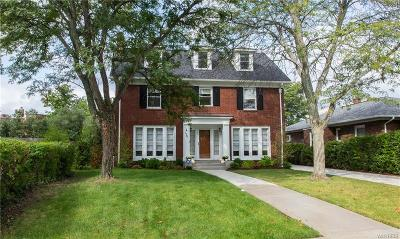 Buffalo Single Family Home A-Active: 136 Meadow Road