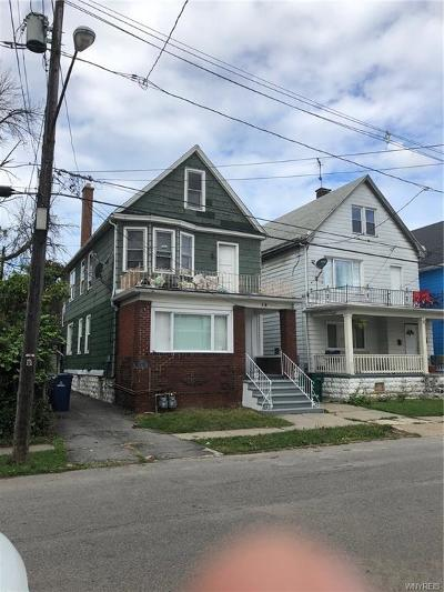 Erie County Multi Family 2-4 A-Active: 16 Roma Avenue