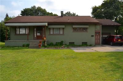 Erie County Single Family Home A-Active: 671 Mineral Springs Road