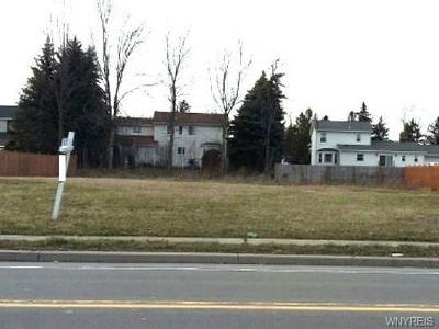 Niagara Falls Residential Lots & Land A-Active: 8310 Packard Road