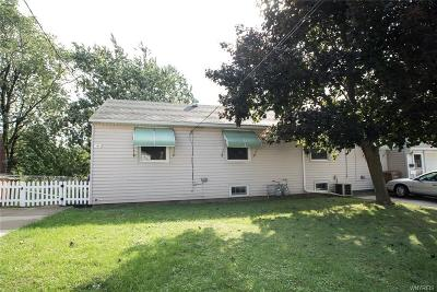 Erie County Multi Family 2-4 A-Active: 17-19 Starcrest Drive