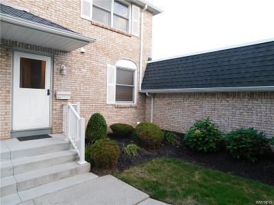 Amherst NY Condo/Townhouse A-Active: $154,900