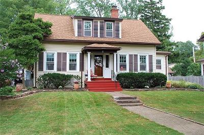 Erie County Single Family Home A-Active: 156 Garrison Road