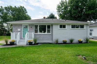 Amherst NY Single Family Home A-Active: $149,000