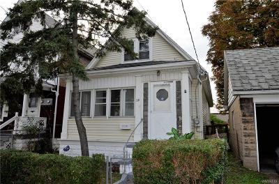 Erie County Single Family Home A-Active: 38 Deer Street
