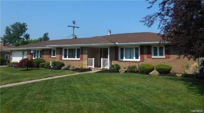 Erie County Single Family Home A-Active: 10 Trudy Lane