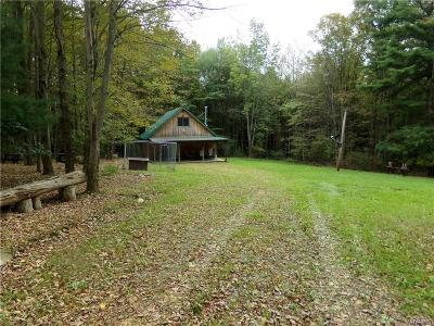 Single Family Home A-Active: 8511 West Hill Road