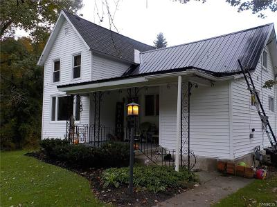 Cattaraugus Single Family Home A-Active: 21 Scott Street