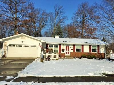 West Seneca Single Family Home A-Active: 382 Woodward Crescent