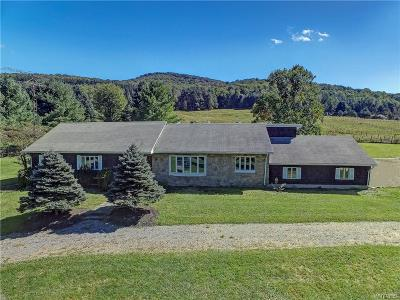 Cuba Single Family Home A-Active: 473 Wolf Run Road