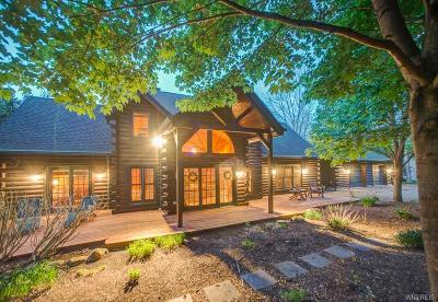 Ellicottville Single Family Home A-Active: 6 Greer Hill Drive