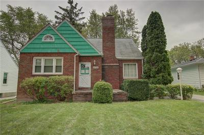 Amherst Single Family Home A-Active: 4745 Harlem Road