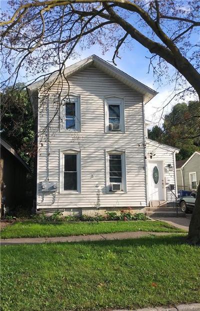 Niagara County Multi Family 2-4 A-Active: 246 Clinton Street