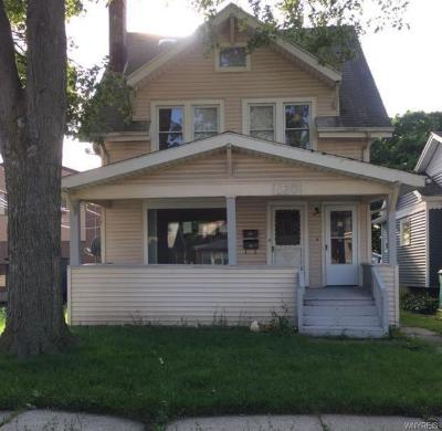 Niagara Falls Multi Family 2-4 U-Under Contract: 120 74th Street