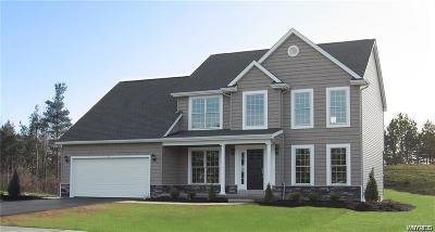 Niagara County Single Family Home A-Active: Sl#35 Rebecca Road