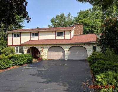 Lewiston NY Single Family Home A-Active: $219,900