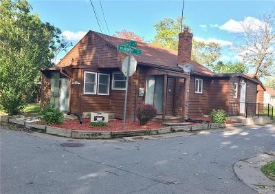 Niagara County Single Family Home P-Pending Sale: 3119 Beech Avenue