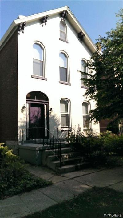 Buffalo Multi Family 2-4 A-Active: 37 Park Street