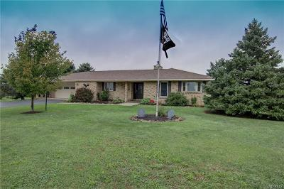 Erie County Single Family Home A-Active: 7125 Omphalius Road