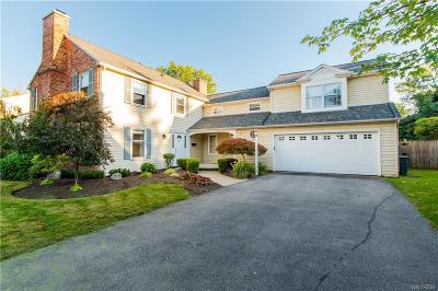 Amherst Single Family Home P-Pending Sale: 111 Old Orchard Street