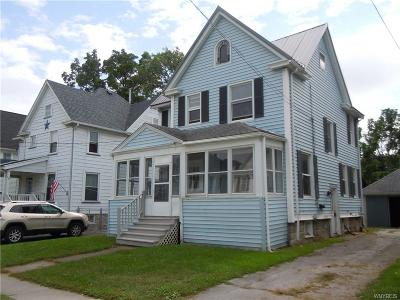 Batavia NY Single Family Home A-Active: $74,900