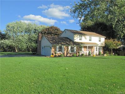 Aurora Single Family Home A-Active: 25 Roycroft Circle