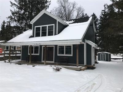 Ellicottville Single Family Home A-Active: 40 Madison Avenue