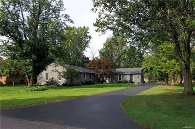 Clarence Single Family Home A-Active: 5092 Brookhaven Dr