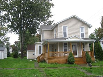 Orleans County Single Family Home A-Active: 312 Catherine Street
