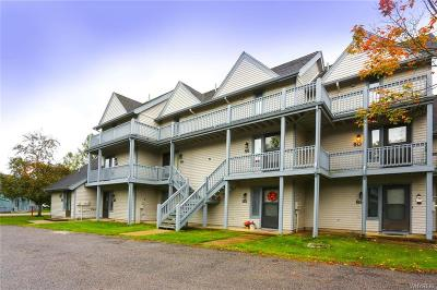 Ellicottville Condo/Townhouse A-Active: 85 Wildflower Apts