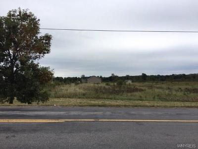 Genesee County Residential Lots & Land A-Active: V/L Fargo Road