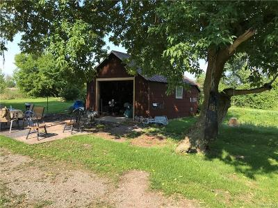 Niagara County Single Family Home A-Active: 3283 Lockport Road