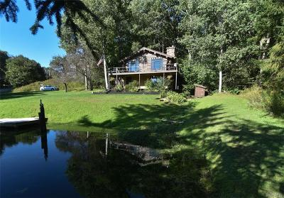 Allegany County, Cattaraugus County Single Family Home U-Under Contract: 6448 Plum Creek Road