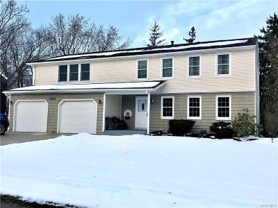 Hamburg Single Family Home A-Active: 3088 Green View Terrace