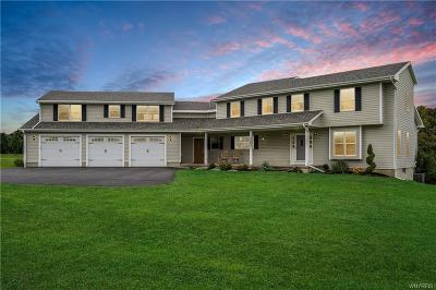 Erie County Single Family Home A-Active: 2110 Lewis Road