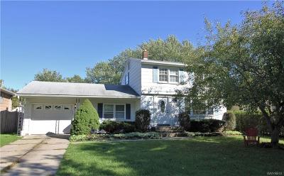 Amherst Single Family Home A-Active: 84 Kaymar Drive