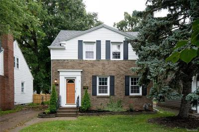 Amherst Single Family Home U-Under Contract: 113 Yorktown Road