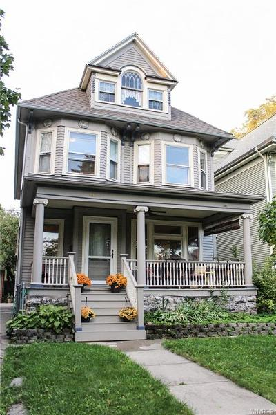 Buffalo Single Family Home A-Active: 708 Auburn Avenue