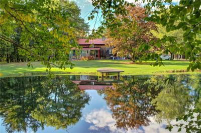 Erie County Single Family Home A-Active: 8662 Center Road