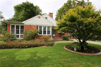 Clarence Single Family Home A-Active: 4770 Bickert Drive