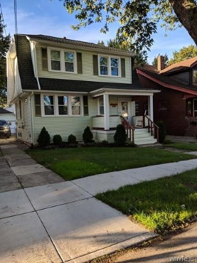 Single Family Home A-Active: 105 Bloomfield Avenue