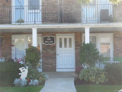 Amherst Condo/Townhouse A-Active: 1340 Maple Road #4