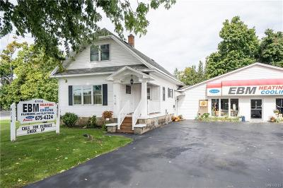 West Seneca Single Family Home A-Active: 4114 Seneca Street
