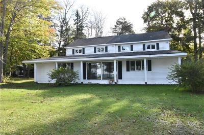 Erie County Single Family Home A-Active: 9828 Shorecliff Road