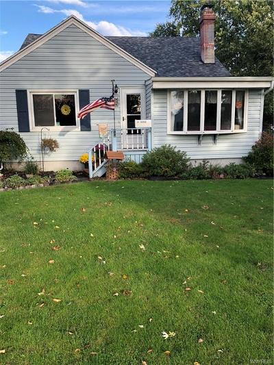West Seneca Single Family Home A-Active: 94 Tampa Drive