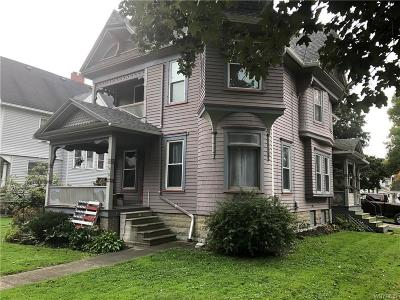 Warsaw Single Family Home A-Active: 67 Perry Avenue