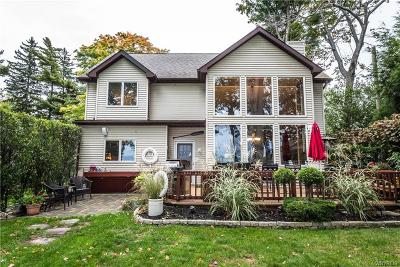 Erie County Single Family Home A-Active: 316 Lakeside Road