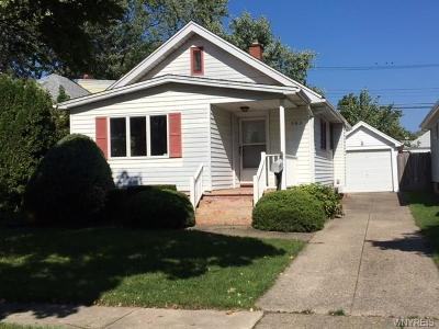 Single Family Home U-Under Contract: 385 Tremont Avenue
