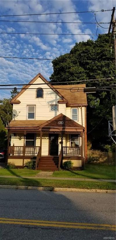 Batavia NY Single Family Home U-Under Contract: $65,000